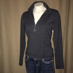 NILS sportswear pullover too Small soft & snug